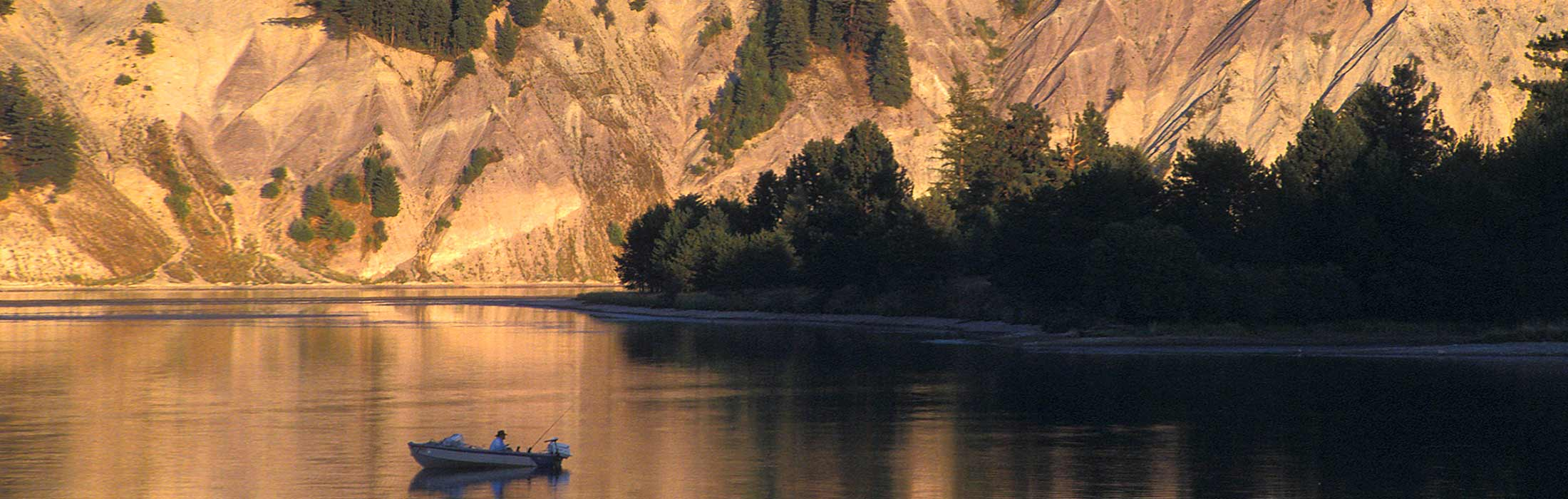 Fishing in Sanders County Montana